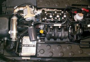 SeaDoo ACE 900 spark turbosats