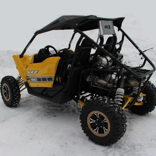 YXZ 1000 turbo - MC Xpress i Altersbruk